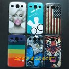UK Butterfly Marilyn Monroe Back Case Cover For Samsung Galaxy Core i8262 i8260