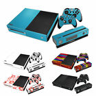 Skin Sticker Vinyl Decal For Xbox One Console, Kinect + 2 x Controller Covers