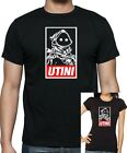 Star Wars : Jawa : Utini  Obey style T-shirt .. available up to 5 X Large