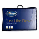 Silentnight Just Like Down Microfibre Duvet - 10.5 Tog