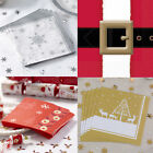 Christmas Party Napkins,Shimmering Snowflake,Rocking Rudolf,Santa,Winter W/Land