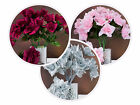 168 Silk Open Roses Wedding Flowers Bouquets Wholesale Supply Centerpieces SALE