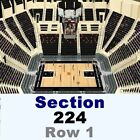 2 Tickets San Antonio Spurs vs Charlotte Hornets at AT&T Center Great Value