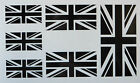 Union Jack Aufkleber Set Sticker England Great Britain Auto Aufkleber Fun Tuning