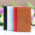 Magnetic PU Leather Cover Case + Screen Protector For MOTO Droid Turbo/ MAXX WS