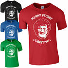 Merry Feckin' Christmas T-Shirt - Mrs Brown's Boys Inspired Funny Xmas Top