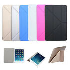 New Folding Magnetic Ultra Slim Stand Anti-Dirt Smart Cover Case For iPad Mini 4