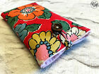 iPhone 4 5 6 7 8 Padded Case / Sleeve Made in Cath Kidston Camden Fabric