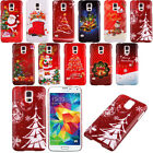 Hot Fashion Merry Christmas Phone Hard Cover Case for Samsung Galaxy S5 i9600 G1