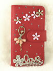 Flip Leather Wallet Card Slots Case Cover For Alcatel One Touch Pop D1 OT 4018