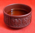 Teacup 38福壽 60ml Chinese Authentic yixing Cup oriental zisha tea tool happiness