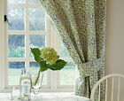 Morris Gallery Willow Bough Lined Curtains - Various Sizes