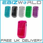 CIRCLES SILICONE GEL CASE FOR CURVE 8520 & 9300 3G COVER/SKIN - BLACKBERRY