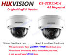 HiKvision DS-2CD1141-I 4.0 MP CMOS Network Dome Camera Fixed Lens IP Camera