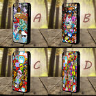 Collage Ice Cream Cover Case For iPhone 4   5   6   iPod 4   iPod 5