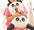 Hot Travel/Office Panda Car Waist/Neck Pillow Seat Back Cushion Cartoon Plush