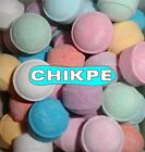12 Mini Bath Bombs - Chill Pills / Marbles from CHIKPE, gifts / wedding favours