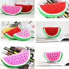 Women Girls Mini Cartoon Fruit Watermelon Coin Purse Bag Pencil Case Wallet LA