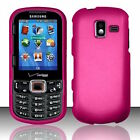 For Samsung Intensity 3 U485 Rubberized Hard Snap on Protector Cover Case Skin