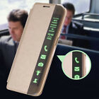 Smart Health Case Flip Clear Touch Slim Pouch Cover Case For Huawei Mate 7 P 8 7