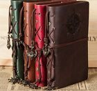 Diary NoteBook Vintage Pirate Traveller Journal Book Blank Pages Classic Retro