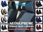Coverking Neosupreme Custom Fit Front Seat Covers for Honda Accord