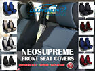 Coverking Neosupreme Custom Fit Front Seat Covers for Honda Civic
