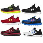 Under Armour UA Micro G Velocity RN Storm Mens Running Shoes Sneakers Pick 1