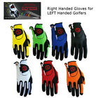 Zero Friction Performance Golf Glove - Right Hand For LEFT Handed Golfers- New.
