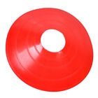 5/10PCS Sport Football Soccer Cross Training Track Space Marker Speed Disc Cone