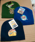 new 1 2 3 4 5 6 yrs Beanie Hat Minions Despicable Me Disney Planes Ninja Turtles
