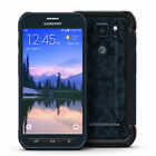 Samsung Galaxy S6 Active G890A 32GB (AT&T Unlocked) Smartphone Gray White Blue A