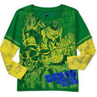 Boys Graphic BEN 10 Ultimate Alien 100% Cotton Long Sleeve T-Shirt XS 4-5 NEW