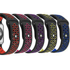 For Apple Watch Bands Series 2/1 Sports Replacement Bracelet Silicone Strap