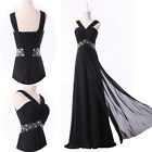 Womens Formal Long Maxi PLUS SIZE Party Ball Gown Evening Cocktail Prom Dresses