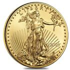 2016 1 4 oz Gold American Eagle $10 Coin BU