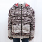 NEW Mens D&G Dolce & Gabbana Grey Fair Isle Alpaca Wool Jacket GENUINE RRP £705
