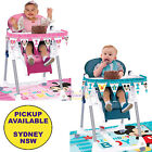 MICKEY OR MINNIE MOUSE 1ST BIRTHDAY PARTY SUPPLIES HIGH CHAIR DECORATING KIT