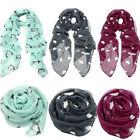 Fashion Women Lady Penguin Special Shawl Rectangle Scarf Voilee Scarves HOT Gift