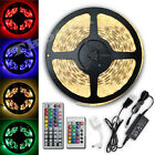 5M 5050/3528 SMD 300LEDs Waterproof Flexible Strip Light Car DC12V 5A Power IP65