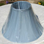 "12"" Table lampshade Blue or Green. Traditional, Shabby Chic"