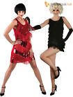 Ladies Flapper Fancy Dress Costume Womens Sexy 1920s Charleston Outfit Gatsby
