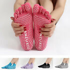 Yoga Gym Dance Sport Exercise Women 5 Toes Non Slip Massage Fitness Warm Socks