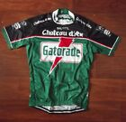 Brand New Team Gatorade Chateau D'Ax Moser cycling Jersey,