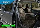 Coverking Skanda Solid Realtree Camo Seat Covers for Ford F150 Full Set