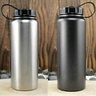 Outdoor Sport Cycling Camping Bicycle 1000ML Stainless Steel Water Bottle Kettle