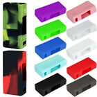 Soft Anti-Slip Silicone Skin Case Wrap Cover For EVIC-VTC Mini 12-Color Freeship