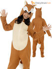 Childs Fox Costume Kids Animal Fancy Dress Boy Girl Fantastic Mr Woodland Outfit