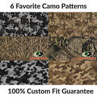 1st & 2nd Row Camo Carpet Floor Mat for Dodge Dart #F2584 $114.9 USD