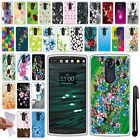 For LG V10 H900 VS990 H901 H968 H961N TPU SILICONE Protective Case Cover + Pen